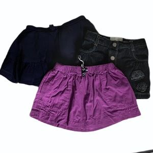 Crewcuts&Old Navy bundle skirts